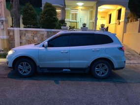 2nd Hand Hyundai Santa Fe 2010 for sale in Quezon City