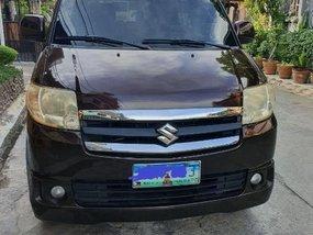 Selling Suzuki Apv 2009 SUV Automatic Gasoline in Las Piñas