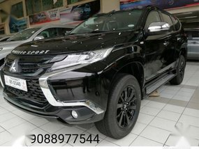 Selling Brand New Mitsubishi Montero 2019 in Quezon City