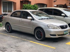 2nd Hand Toyota Altis 2006 at 118000 km for sale