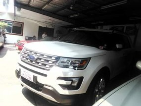 2nd Hand Ford Explorer 2016 at 20000 km for sale in Quezon City