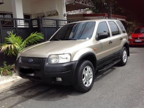 Selling 2nd Hand Ford Escape 2003 at 83868 km in Las Piñas