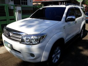 Selling Toyota Fortuner 2010 Automatic Diesel in Lipa