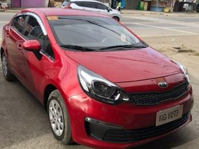 Selling 2nd Hand Kia Rio 2016 at 24000 km in Butuan