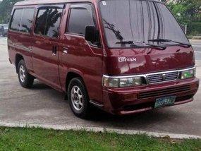 Nissan Urvan 2012 Manual Diesel for sale in Biñan