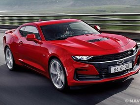 Selling Chevrolet Camaro 2020 in Quezon City