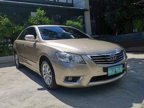 Selling Beige Toyota Camry 2011 Sedan in Manila