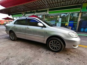 Toyota Altis 2005 Manual Gasoline for sale in Talisay