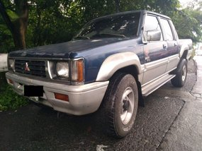 2nd Hand Mitsubishi Strada 1996 Manual Diesel for sale in Taguig