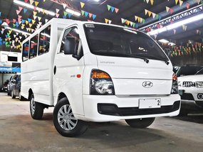 Sell Used 2014 Hyundai H100 Van Manual Diesel in Quezon City