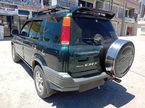 Selling Green Honda Cr-V 1997 in Isabela