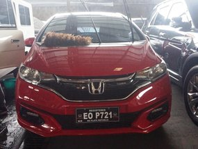 Sell Red 2018 Honda Jazz Hatchback in Manila