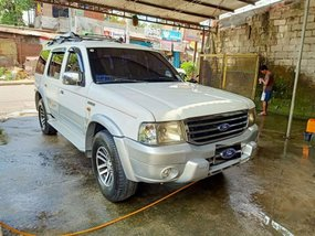 2nd Hand Ford Everest 2004 for sale in Quezon City