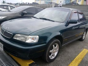 2nd Hand Toyota Altis 2001 Manual Gasoline for sale in Tanauan