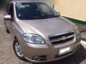 Selling 2nd Hand Chevrolet Aveo 2007 in Parañaque
