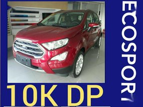 Brand New Ford Ecosport 2019 for sale in Quezon City