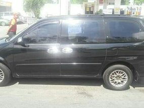 Selling Kia Carnival 2001 Manual Diesel in Muntinlupa