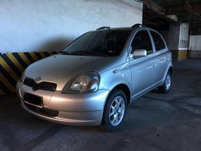 2nd Hand Toyota Echo 2001 for sale in Manila