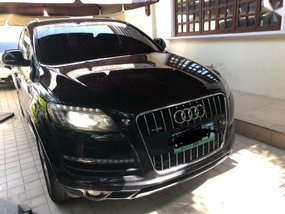 Sell 2nd Hand 2012 Audi Q7 at 84000 km in Quezon City