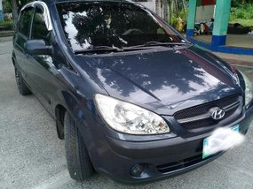2nd Hand Hyundai Getz 2011 Manual Gasoline for sale in Bacoor