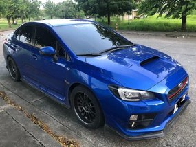 Sell 2nd Hand 2015 Subaru Wrx at 30000 km in Valenzuela