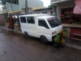 Sell 2nd Hand 2010 Suzuki Multi-Cab Manual Gasoline at 110000 km in Cabuyao