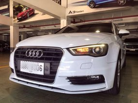 Selling Audi A3 2016 Automatic Diesel in Quezon City