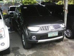 Grey Mitsubishi Montero Sport 2012 for sale in Pasay