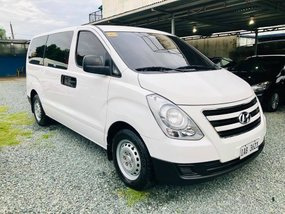 Sell Used 2017 Hyundai Grand Starex Manual Diesel for sale in Metro Manila