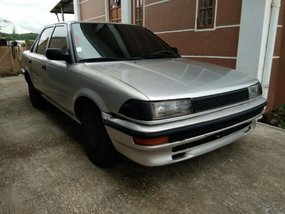Toyota Corolla 1990 Manual Gasoline for sale in San Fernando