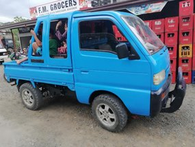 2nd Hand Suzuki Multi-Cab 2014 Manual Gasoline for sale in Valencia