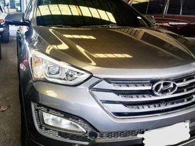 2nd Hand Hyundai Santa Fe 2014 for sale in Cebu City