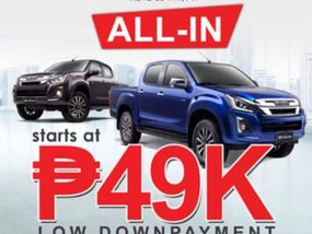 Brand New Isuzu D-Max 2019 for sale in Taytay