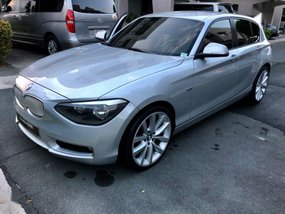 2nd Hand Bmw 118D 2013 Automatic Diesel for sale in Pasig