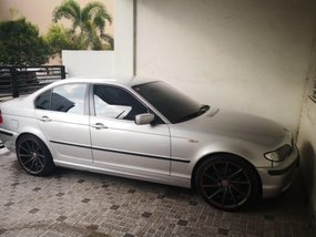 Selling 2nd Hand Bmw 325I 2003 Automatic Gasoline at 80000 km in Quezon City