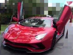 2nd Hand Lamborghini Aventador 2016 Automatic Gasoline for sale in Marikina