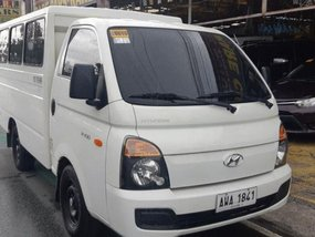 Selling Hyundai H-100 2015 Manual Diesel in Quezon City