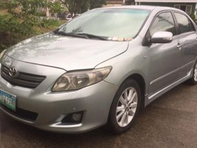 Sell 2nd Hand 2009 Toyota Altis at 78041 km in Manila