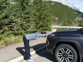 11 exercises to do when driving to keep you in shape