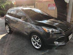 Selling Ford Escape 2015 Automatic Gasoline