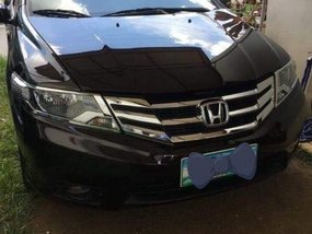2nd Hand Honda City 2012 Automatic Gasoline for sale in Lipa