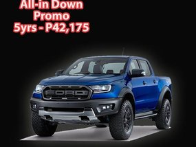 Ford Ranger Raptor 2019 Automatic Diesel for sale in Makati