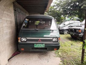 Selling 2nd Hand Mitsubishi L300 1998 in Quezon City