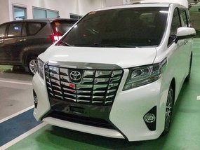 Sell Brand New 2019 Toyota Alphard Van in Laguna