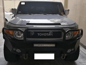 2016 Toyota Fj Cruiser at 17000 km for sale in Tarlac