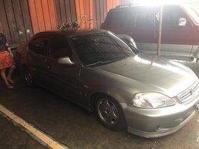 Selling Used Honda Civic 1999 at 140000 km in Laguna