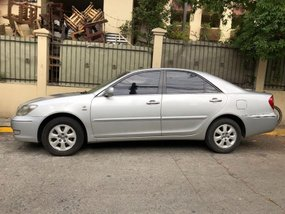 Selling Toyota Camry 2002 at 110000 km in Makati