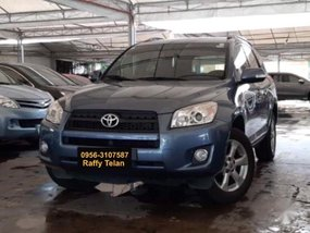 Selling Toyota Rav4 2010 Automatic Gasoline in Makati