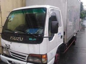 Sell 2nd Hand 2015 Isuzu Elf Van in Quezon City