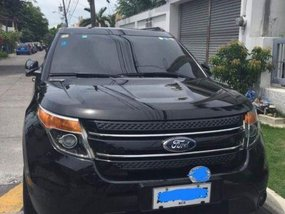 Selling Ford Explorer 2015 Automatic Gasoline in Santa Rosa